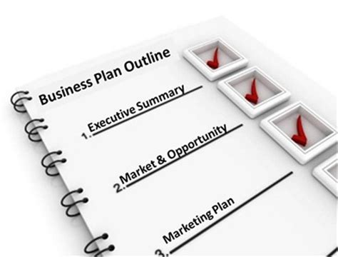 What is the business plan outline